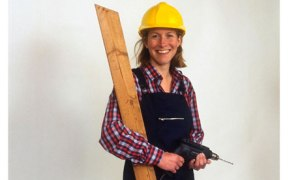 FEMALE HANDYMAN