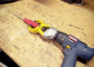 make your own powertool